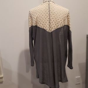 2 for $30 NWOT UMGEE crochet cardigan sweater